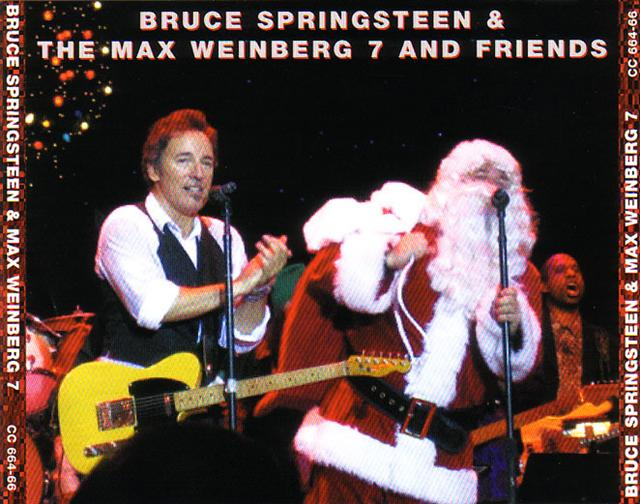 Bruce Springsteen Christmas.Bruce Springsteen Christmas Soul Night 3cd Crystal Cats Cc 664 65 66