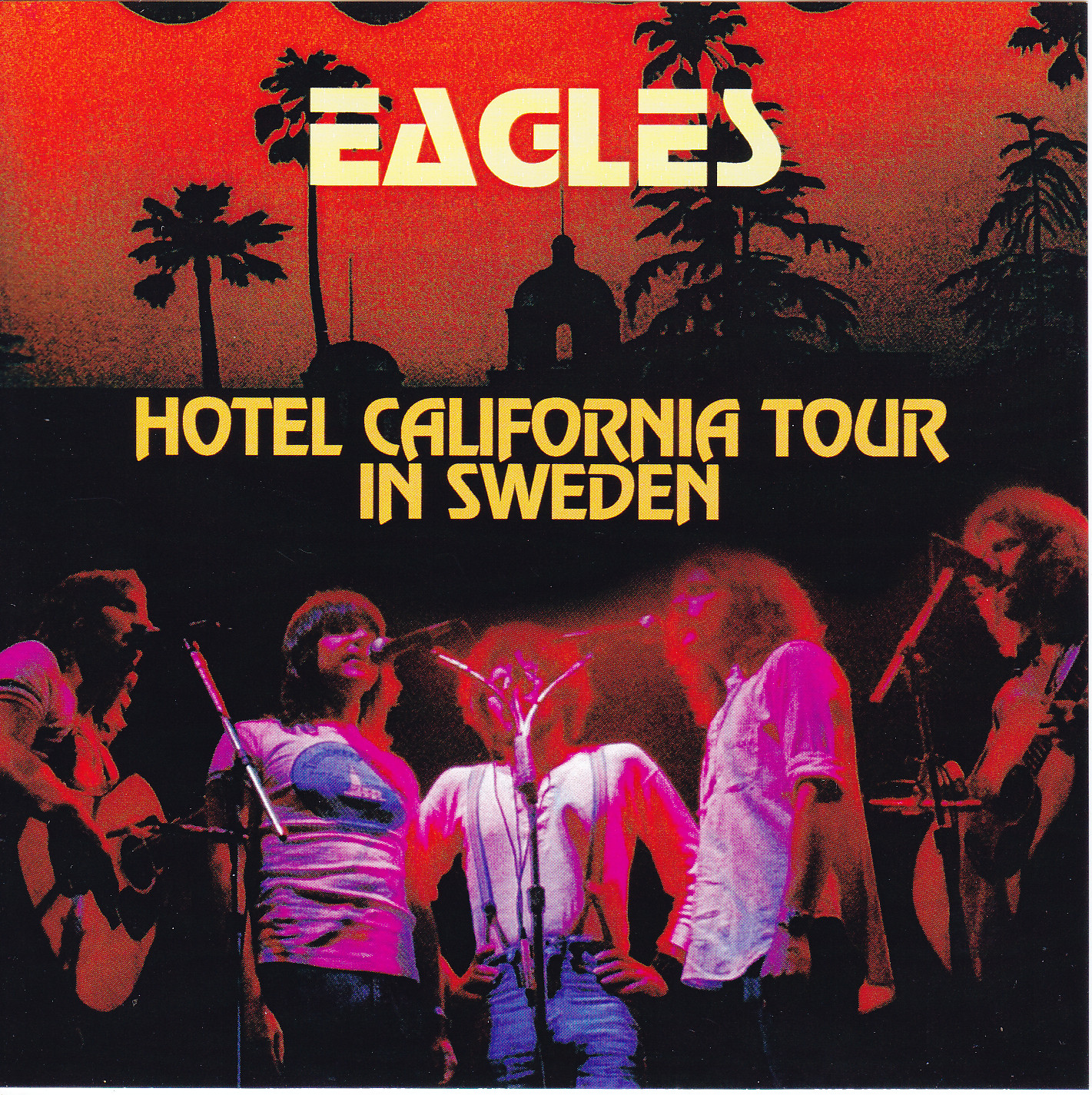 eagles hotel california tour in sweden 2pro cdr midnight dreamer md 660a b discjapan. Black Bedroom Furniture Sets. Home Design Ideas