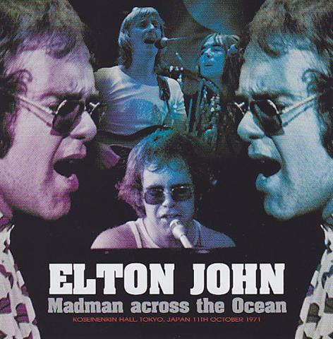 Elton John – Madman Across The Ocean (2CD) Wardour 075 | DiscJapan