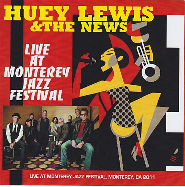 Huey Lewis And The News - Live At Monterey Jazz Festival (1Pro-CDR) Project  Zip  PJZ-344