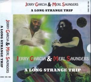 jerry garcia merl saunders a long strange trip 4gold cd set original master series oms. Black Bedroom Furniture Sets. Home Design Ideas