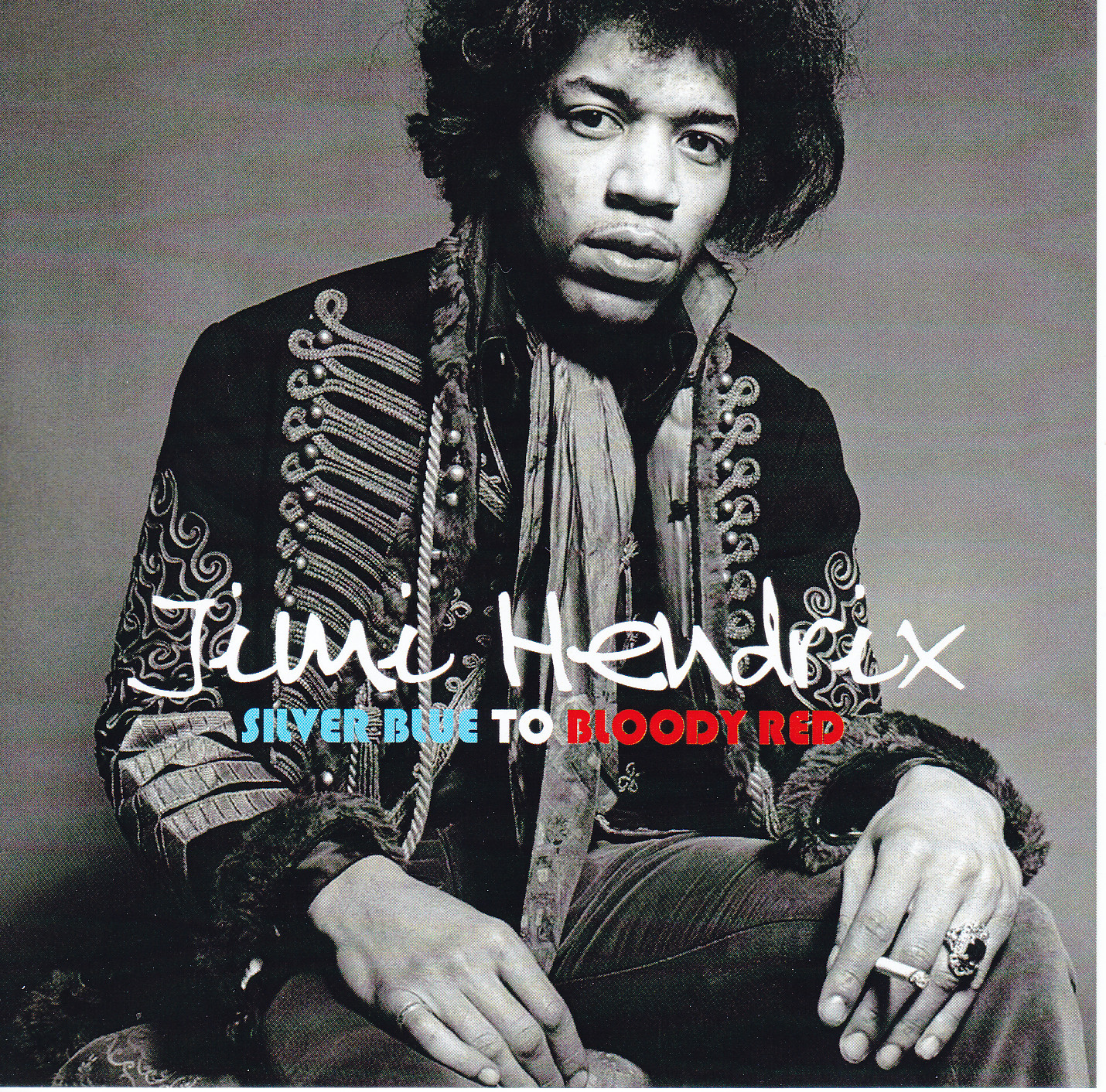 Jimi Hendrix - Silver Blue To Bloody Red (2Pro-CDR) Gypsy Eye Project   GEP-271A/B