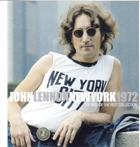 John Lennon New York 1972 1cd Dap J001 Discjapan