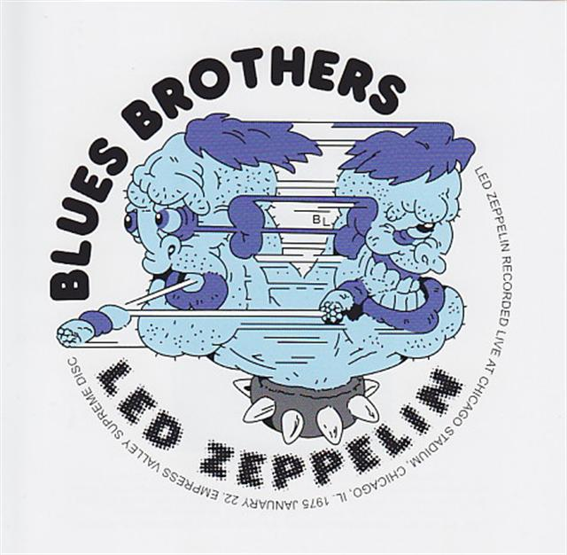 Led Zeppelin - Blues Brothers (2CD) Empress Valley Supreme Disc