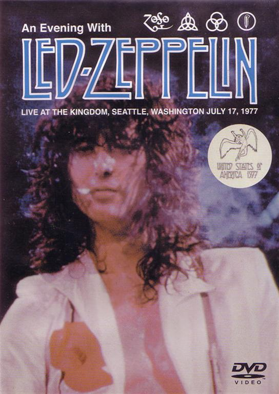 Led Zeppelin - Live at the Kingdom (2DVD) Cashmere Label CS-03-003/004