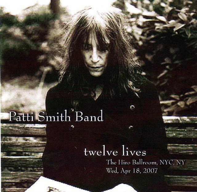 Patti Smith Essen