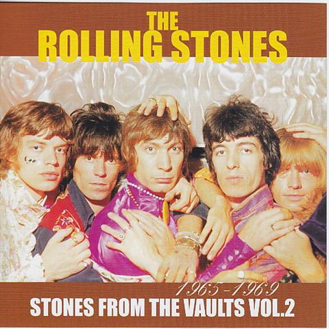 Rolling Stones, The - Stones From The Vaults Vol 2 (2CD) Masterfile   MFCD-1102-1/2