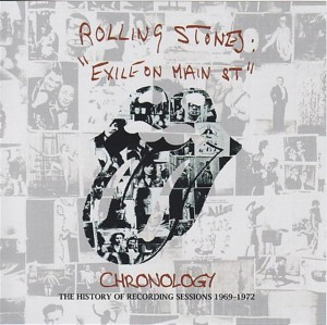 Rolling Stones The Exile On Main St Chronology 2cd