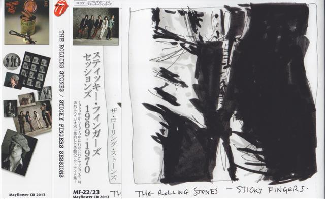 Rolling Stones, The - Sticky Fingers Sessions (2CD With OBI Strip)  Mayflower  MF-22/23