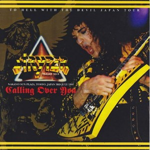 Stryper Calling On You