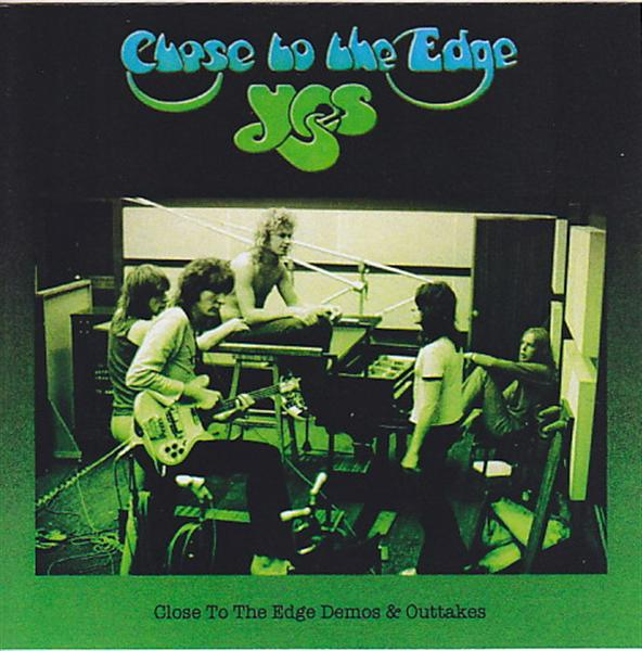 YES – Close To The Edge (1Single CDR) | DiscJapan