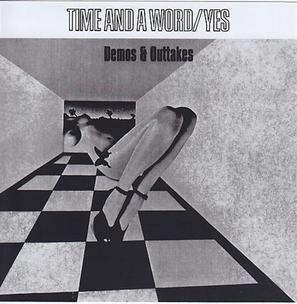 YES - Time And A Word Demos & Outtakes (1Single CDR)