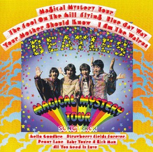 Beatles Magical Mystery Tour Songtrack 1pro Cdr