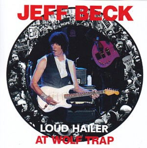 jeff beck loud hailer at wolf trap 2016 2pro cdr breakdown 658a b discjapan. Black Bedroom Furniture Sets. Home Design Ideas
