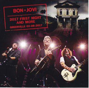 Bon Jovi –... First Night 2017