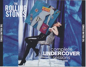Rolling Stones The Complete Undercover Sessions 6cd