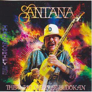 Santana – ... Santana Tour 2017