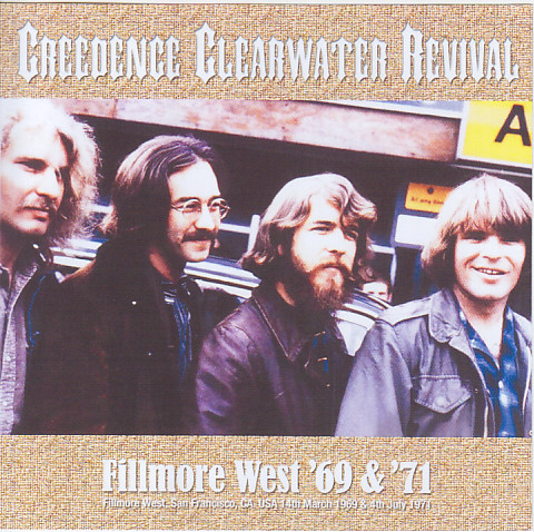 CCR (Creedence Clearwater Revisited)-Fillmore West 69 & 71(2Pro-CDR)Trial  330
