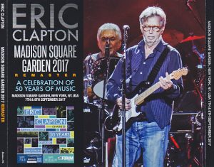 Eric Clapton Madison Square Garden 2017 Remaster 4cd Beano 156 Discjapan