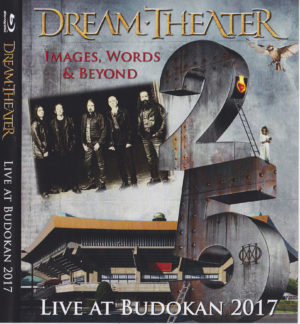 dream theater live at budokan 2017 1blu ray r non label discjapan. Black Bedroom Furniture Sets. Home Design Ideas