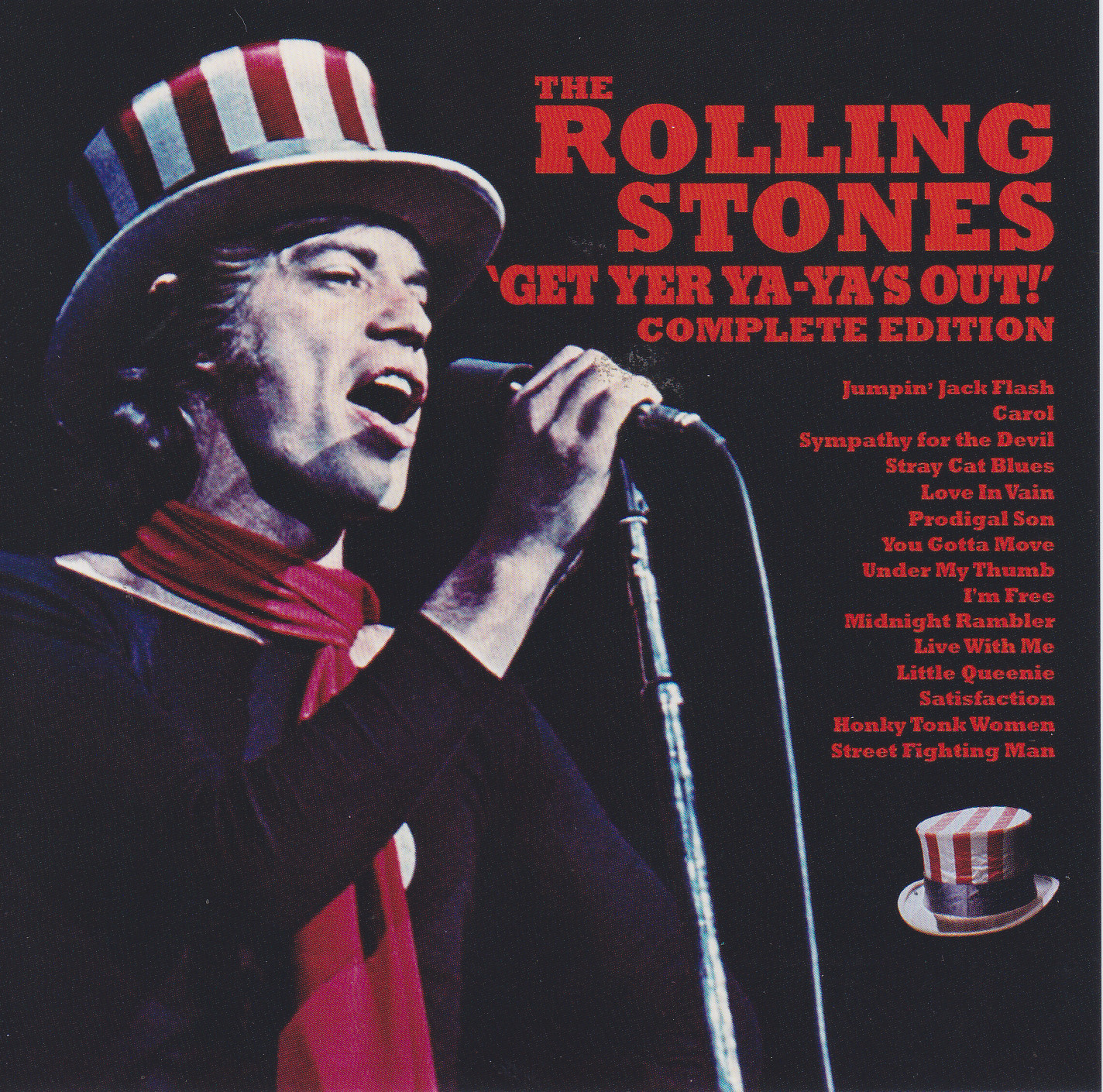 Rolling Stones, The - Get Yer Ya Yas Out Complete Edition 2nd Press ( 1CD )  Non Label