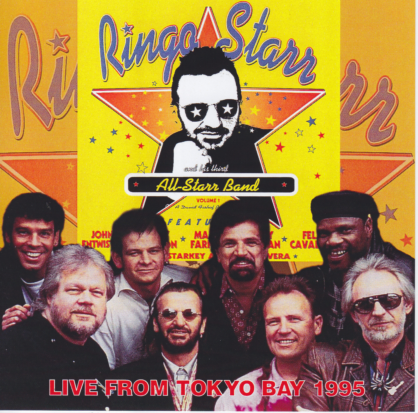 Ringo Starr & His All Starr Band - Live From Tokyo Bay ...