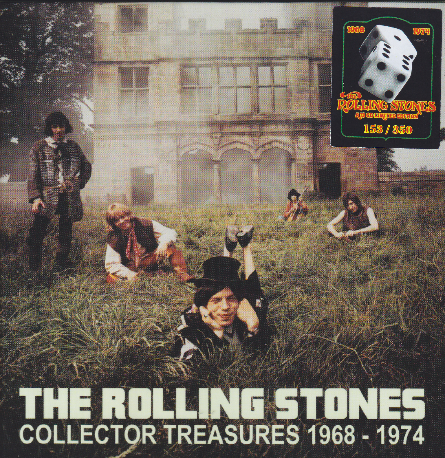 Rolling Stones, The - Collector Treasures 1968-1974(13CD Box Set) SF6874