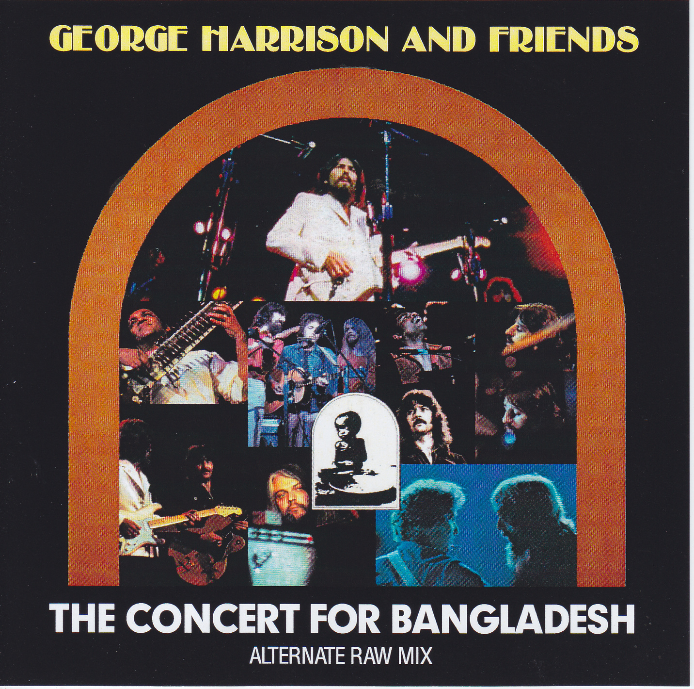 George Harrison Friends The Concert