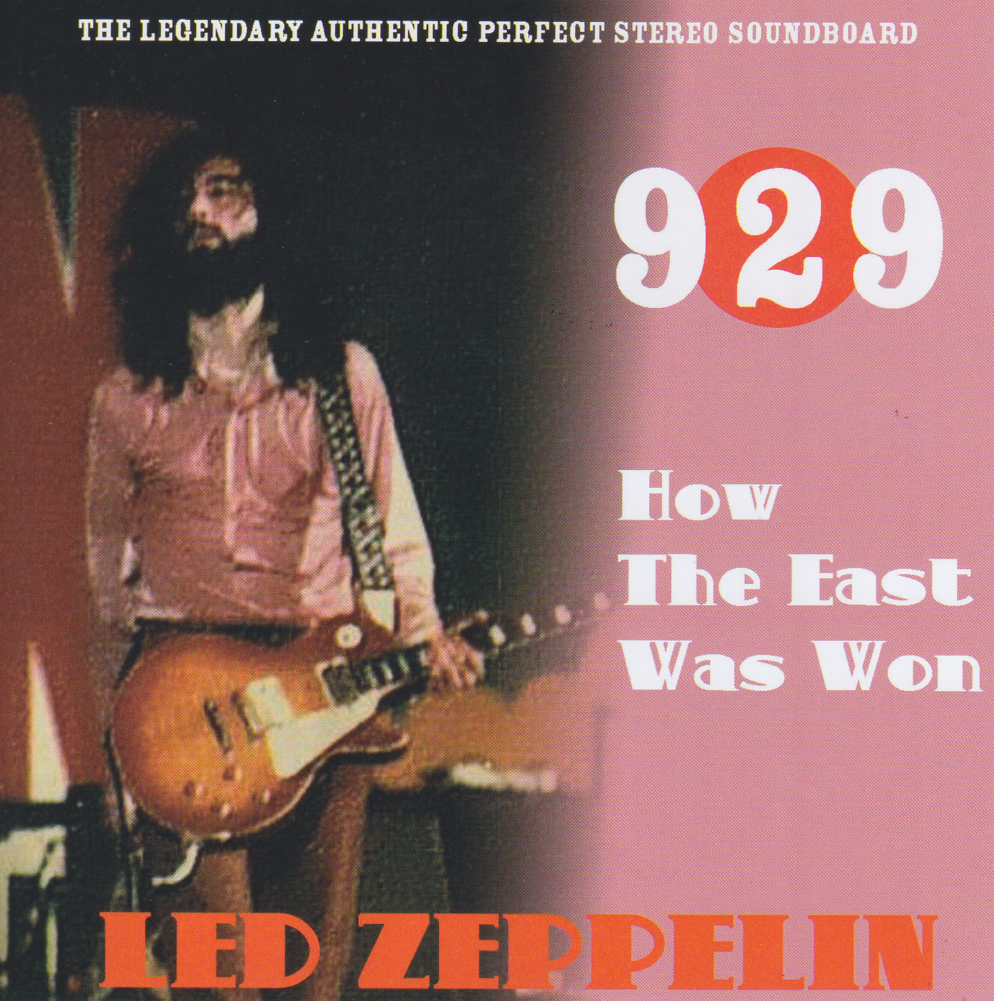 Led Zeppelin - How The East Was Won (2CD) Eelgrass 20272/20273