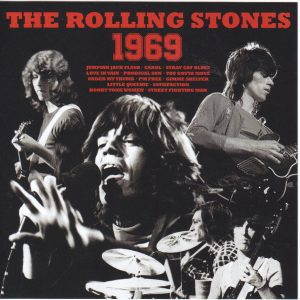 Rolling Stones, The - 1969 ( 1CD ) Non Label